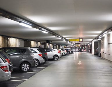 Parking aeroport Toulon
